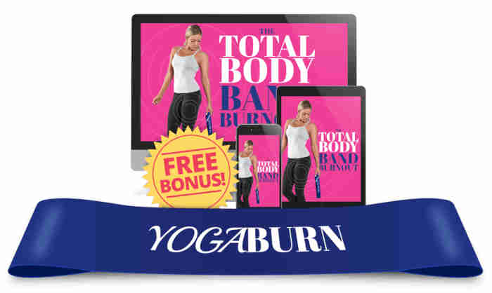 YOGA BURN TOTAL BODY CHALLENGE featured