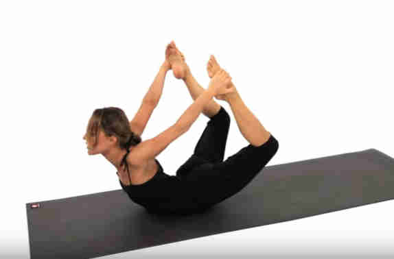 Yoga Exercises For Stomach Flattening