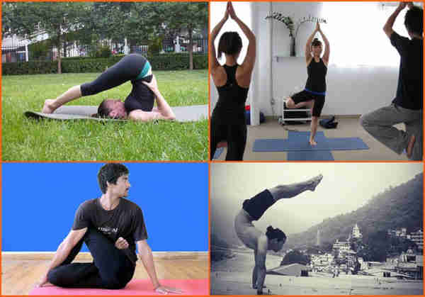 Vinyasa Yoga weight loss