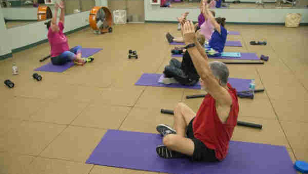 Yoga Help Lose Weight 1