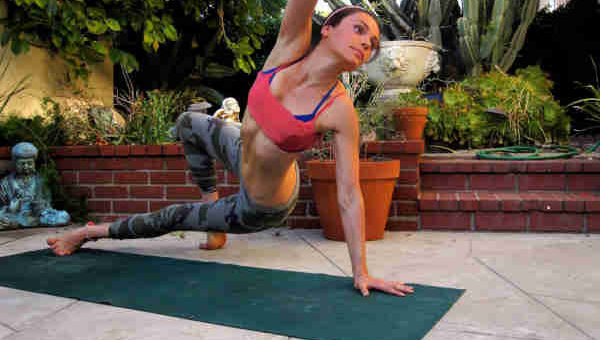Weight Loss Yoga For Beginners 5